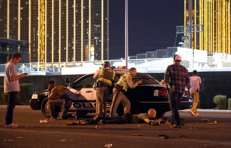 La police de Las Vegas a annoncé avoir abattu un suspect.
