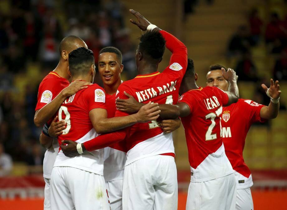 Monaco met fin à une série de 4 matches sans victoire.