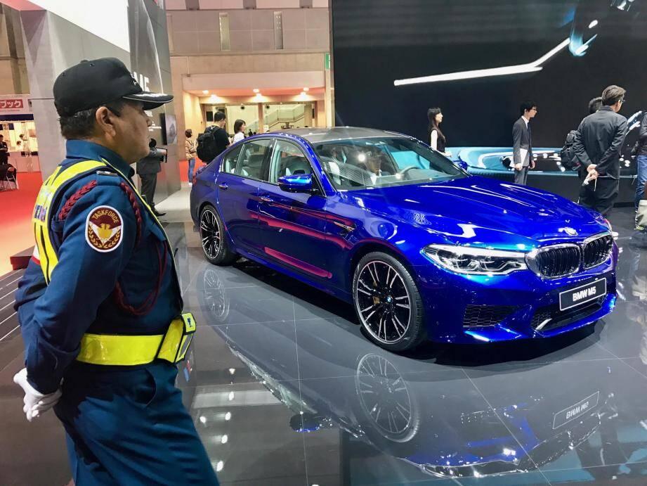 La 45e édition du tokyo Motor Show.