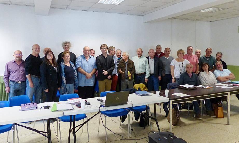 Les élus de 16 communes ont validé le périmètre du SCoT.
