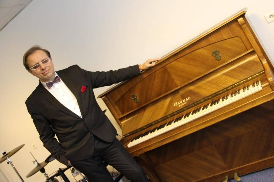 Les nouveaux cours de piano du FCL donnés par Rémi Bauchmann auront lieu le samedi.