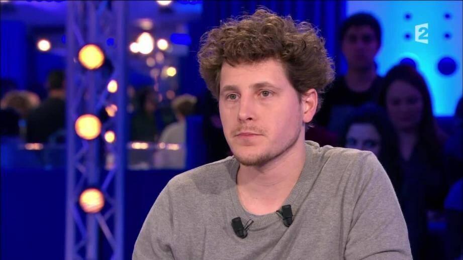 Julien Bayou, porte-parole national d'Europe Écologie-les Verts.