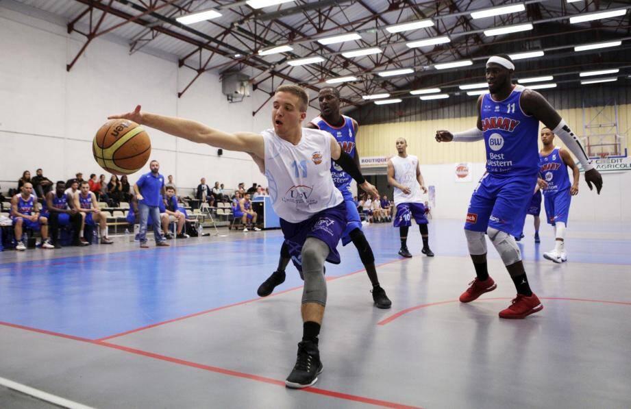 Face à une formation également à la peine en ce début de saison, les basketteurs dracénois devront faire le plein de points.