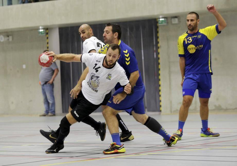 Les handballeurs dracénois ont préparé avec soin la réception de Marignane.