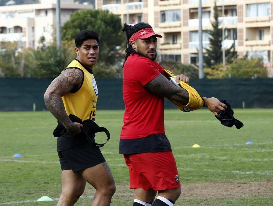Malakai Fekitoa, qui n'a pas joué depuis cinq semaines, devrait se retrouver au centre de l'attaque toulonnaise, associé à son compatriote Ma'a Nonu, vraisemblablement promu capitaine.