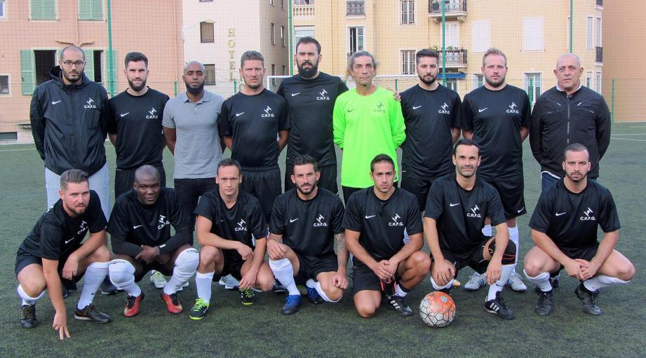 L'équipe de l'Hôpital de Monaco a étrillé le groupe SMEG/SMA 8-2 lundi dernier.