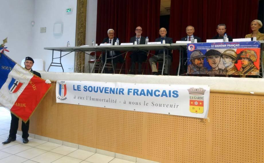 Le Souvenir français et sa section gardéenne œuvrent pour le devoir de mémoire.