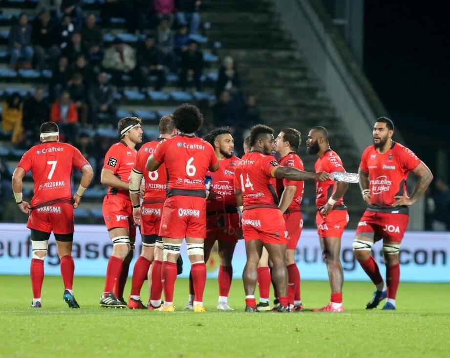 Difficile, pour les joueurs comme pour le staff, d'expliquer la grosse contre-performance enregistrée samedi soir à Agen...