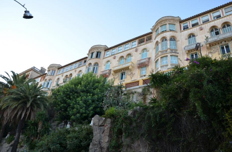 Un beau film sur le « Riviera Palace » sera projeté en présence de son réalisateur le 24 novembre.