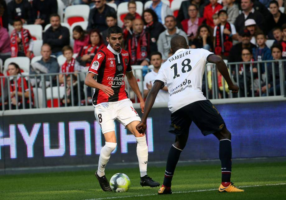 L'Aiglon le plus utilisé par Lucien Favre (20 matchs, 1 but, 4 passes) évoluait encore en CFA 2 en 2014.