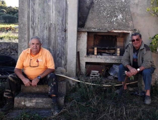 Milou et Claude coulent des jours heureux du coté de saint Côme.