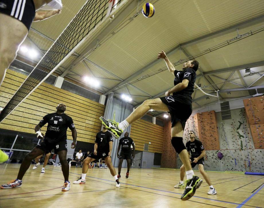 Les volleyeurs dracénois auront de sérieux arguments à faire valoir samedi à Fréjus.