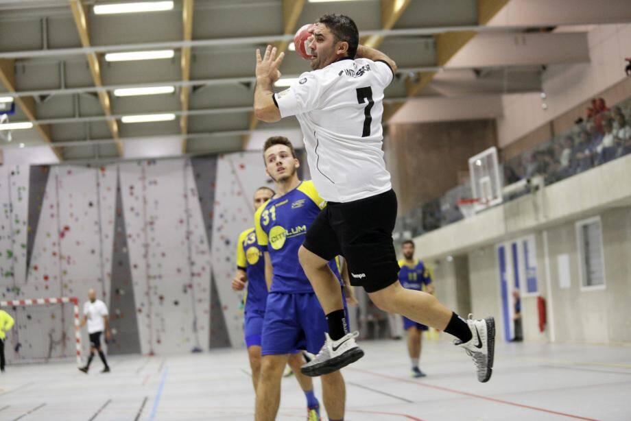 Les handballeurs dracénois auront fort à faire samedi à Corte.