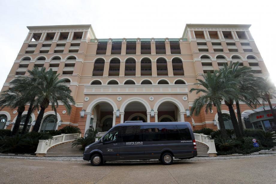Le Monte-Carlo Bay est un hôtel du groupe Société des Bains de Mer.