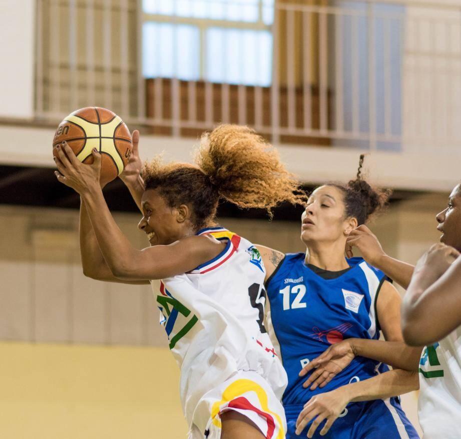 Bory a inscrit 16 points et a largement contribué à la 6e victoire des Roquebrunoises.