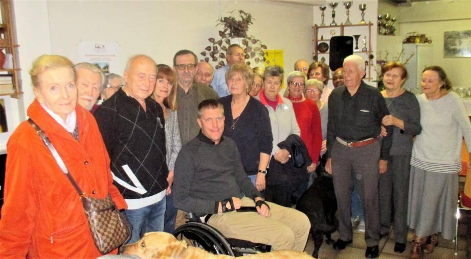 Chaque année, l'association rend hommage à celles et ceux qui permettent son fonctionnement.