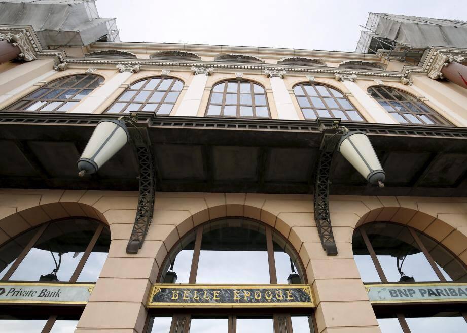 Le luxueux appartement de Dmitri Rybolovlev occupe les deux derniers étages de cet immeuble de l'avenue d'Ostende à Monaco.
