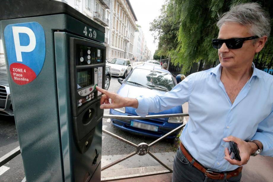 Le contrôle du paiement du stationnement voirie sera confié à une société privée.