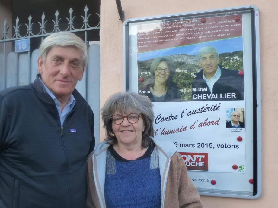 Si l'élu d'opposition, Michel Chevallier (à gauche), juge, notamment, que la modification va amplifier l'urbanisation, le maire, Hervé Paul, livre une analyse contraire, s'appuyant sur le rapport du commissaire enquêteur.