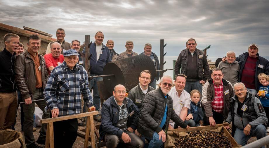 L'équipe des Coqs Roquebrunois a tout arrangé pour que le visiteur soit comme un coq en pâte.