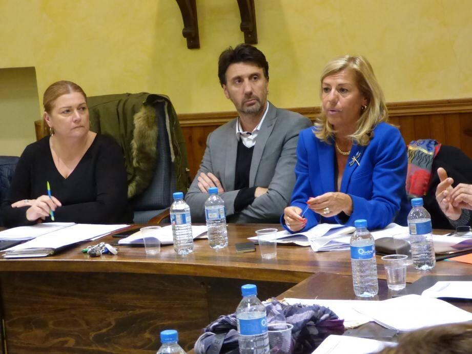Laure Ricciardi a rappelé jeudi le contenu du nouveau règlement pour les structures accueillant les plus jeunes : restaurations scolaires, centre d'accueil et de loisirs, etc.