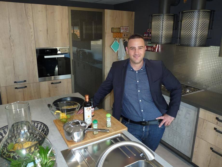 Kévin Malaisy réalise un chiffre d'affaires d'environ 850 000 euros. S'il aime mitonner des bons petits plats en cuisine, il se montre sérieux en affaires et compte ouvrir d'autres bureaux à La Valette, Fréjus, Cannes...