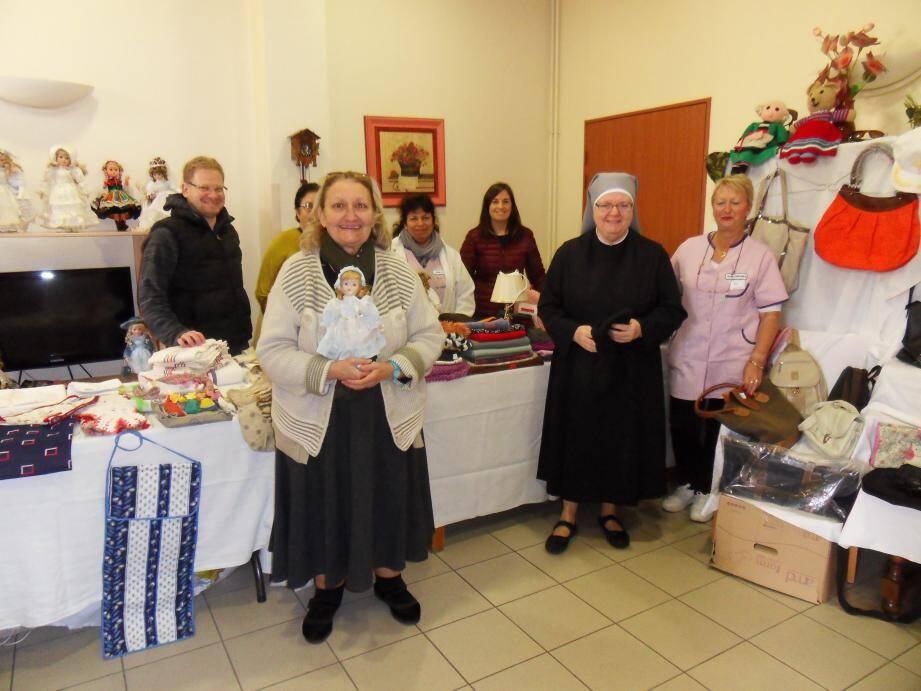 Ce samedi et dimanche, les Petites sœurs des pauvres et les bénévoles qui les entourent vous attendent dans leur bric à brac.