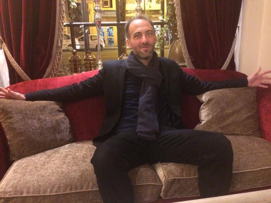 Raphaël Glucksmann : « Je suis né et je mourrai avec ma foi en l'avenir ».