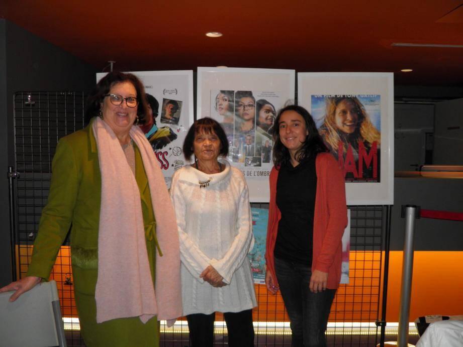 Dominique Ducasse, Loutcha Dassa et Noémie ont ouvert le festival au Six-n'étoiles.