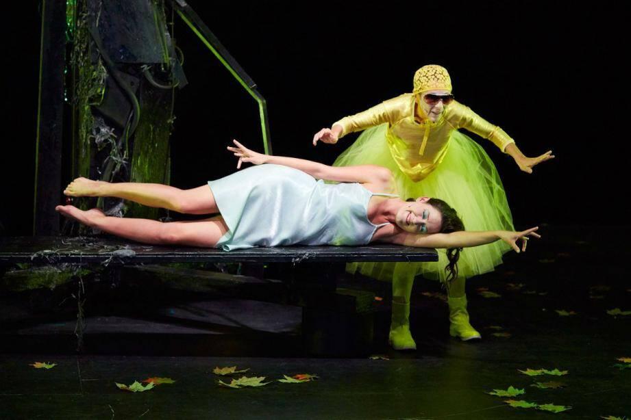 Comme chez Perrault, la sorcière finira dans sa marmite !
