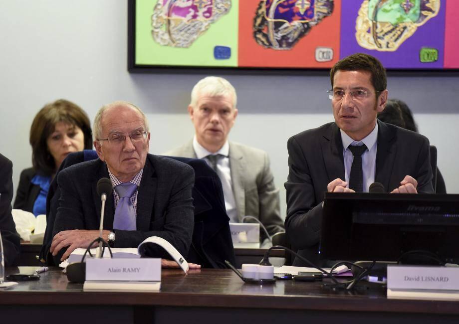 Alain Ramy devient 1er adjoint de David Lisnard