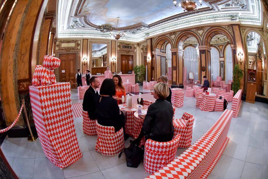 Que pensez vous de l'Atrium ? Rencontre avec l'Artiste et Pascal Camia
