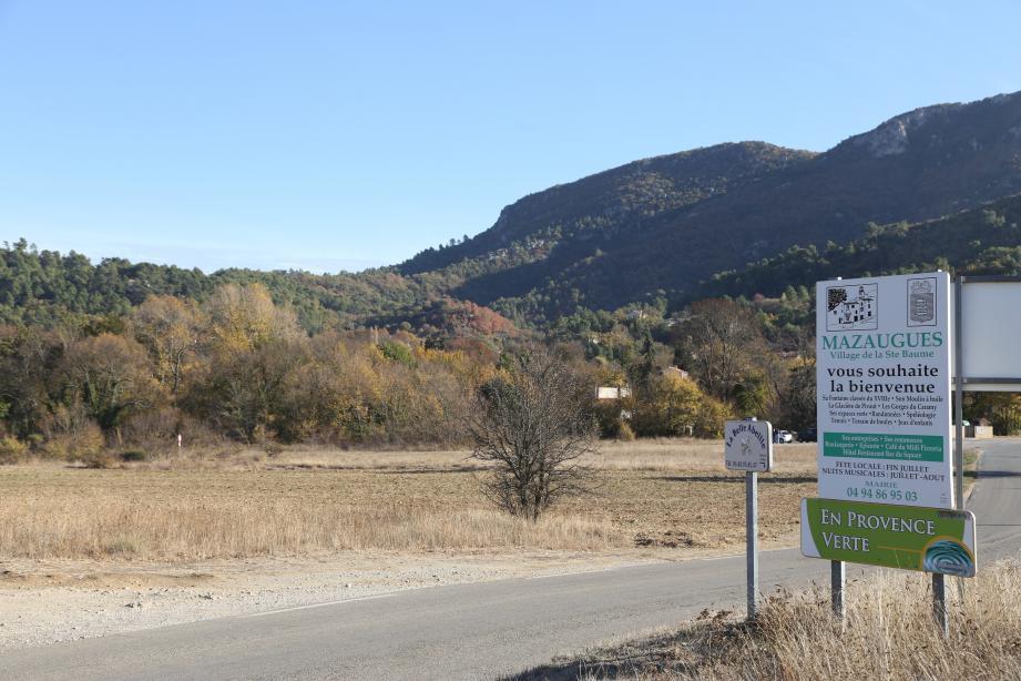 le projet de parc résidentiel de Mazaugues suscite l'inquiétude.