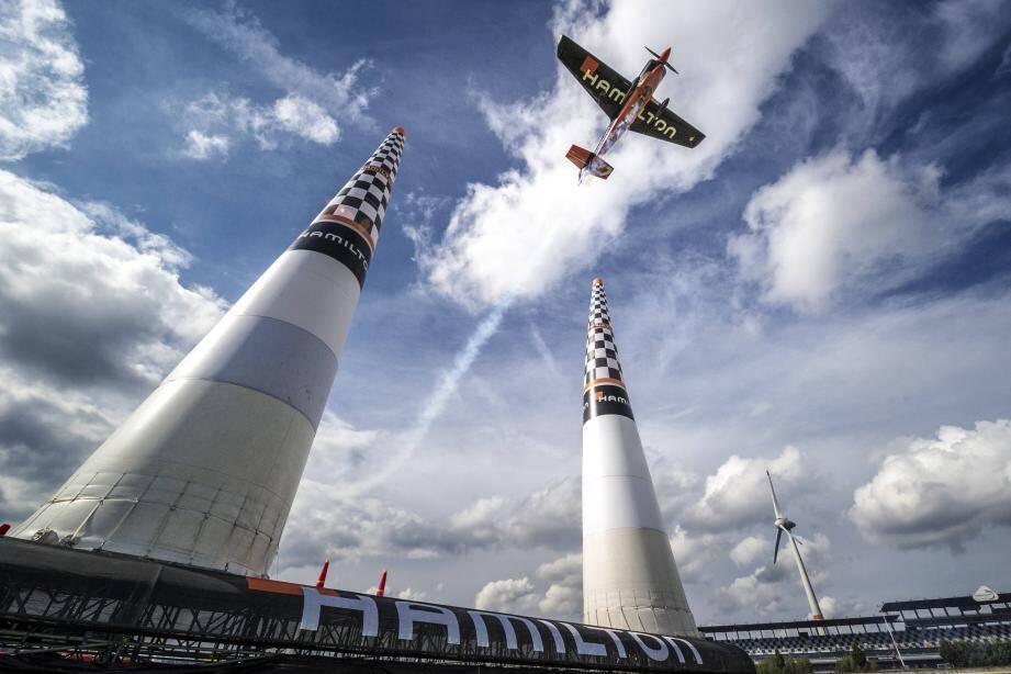 La course est organisée tout au long de l'année depuis 2005 dans une dizaine de villes sur tous les continents (ici à Klettwitz, en Allemagne).