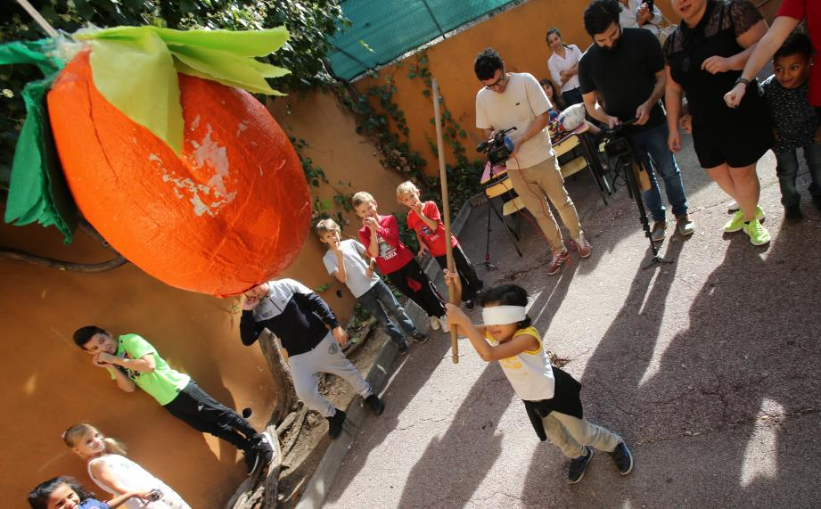 Ouverure du centre de loisirs des Orangers dédié à la culture niçoise