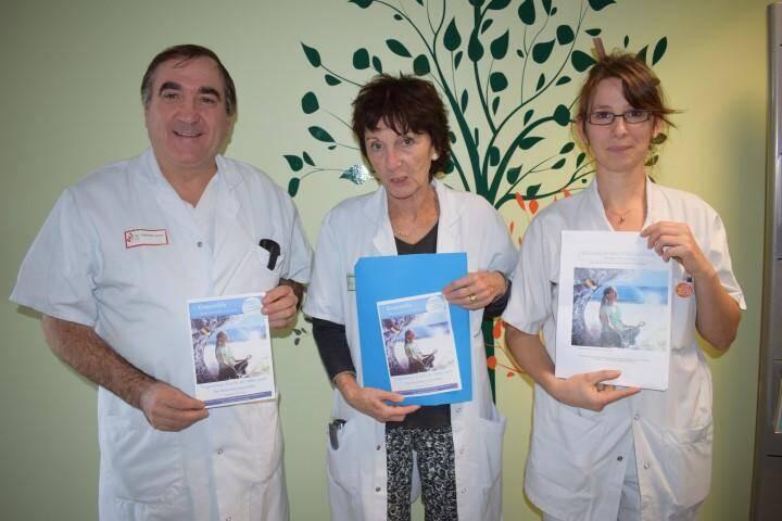 L'hôpital Clavary de Grasse propose un programme d'arrêt du tabac pour les femmes enceintes.