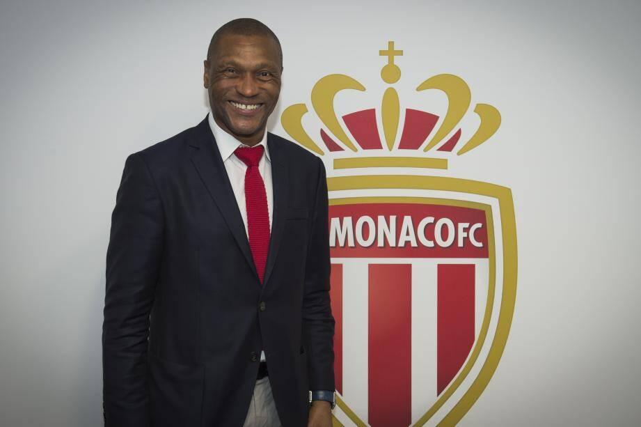 Michael Emenalo nouveau directeur sportif de l'AS Monaco.
