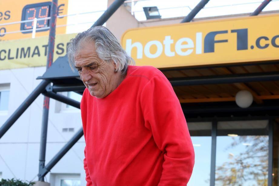Robert Natali, le SDF qui a perdu son camping-car