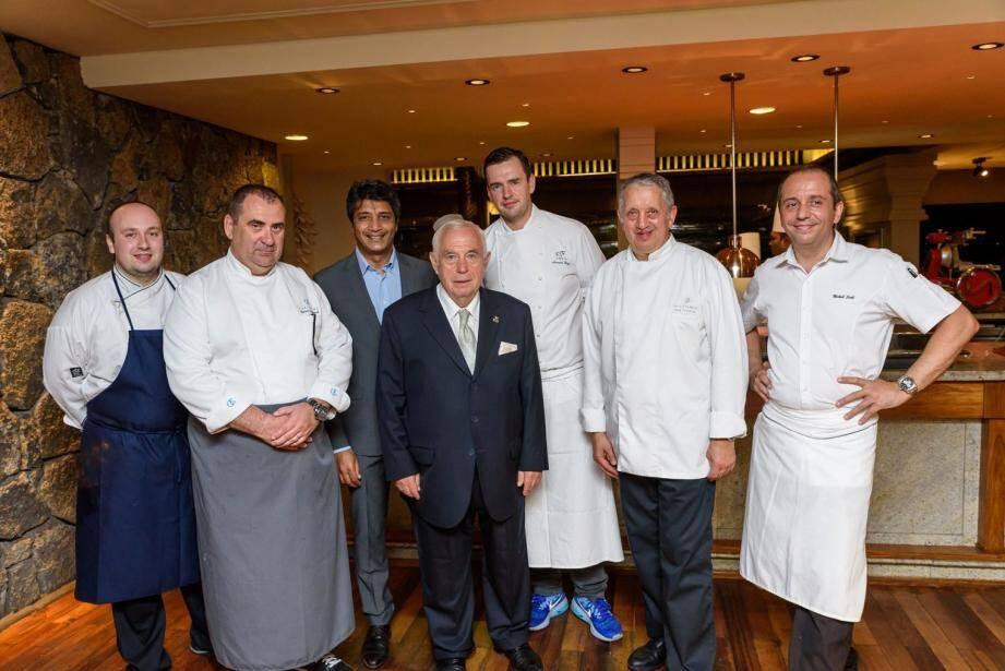 C'est lors d'un événement réunissant chefs de cuisine et investisseurs que la coopération entre Èze, Monaco et l'île Maurice a été finalisée.