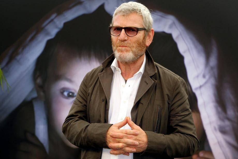 Tchéky Karyo, président du jury de la section cinéma aux rencontres de Cannes