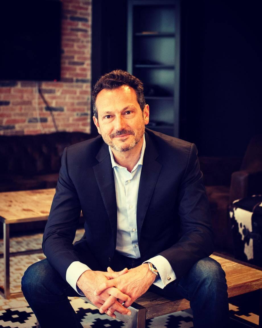 Martin Duval, fondateur de Bluenove, est expert en open innovation.