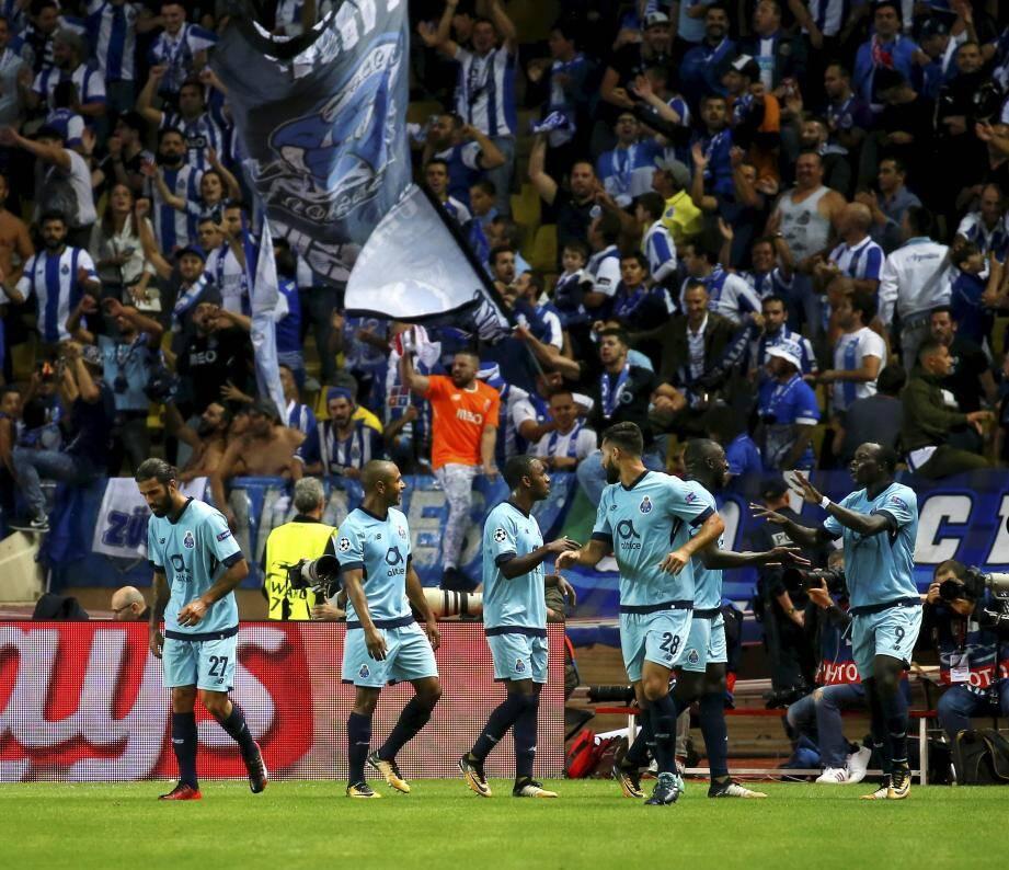 Si Porto venait à l'emporter sur la pelouse de Besiktas (ce mardi soir à 18h), Monaco serait éliminé de la Ligue des champions.