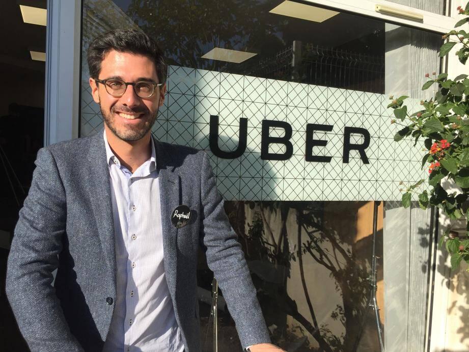 «Le secteur du VTC est en pleine expansion partout dans le monde.La demande est forte pour une mobilité plus verte et partagée», estime le directeur du développement pour Uber France.