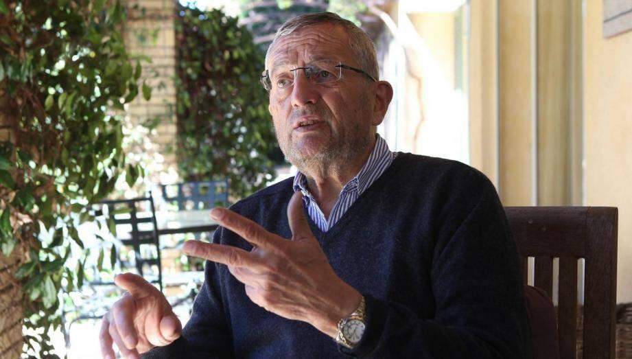 François Léotard.