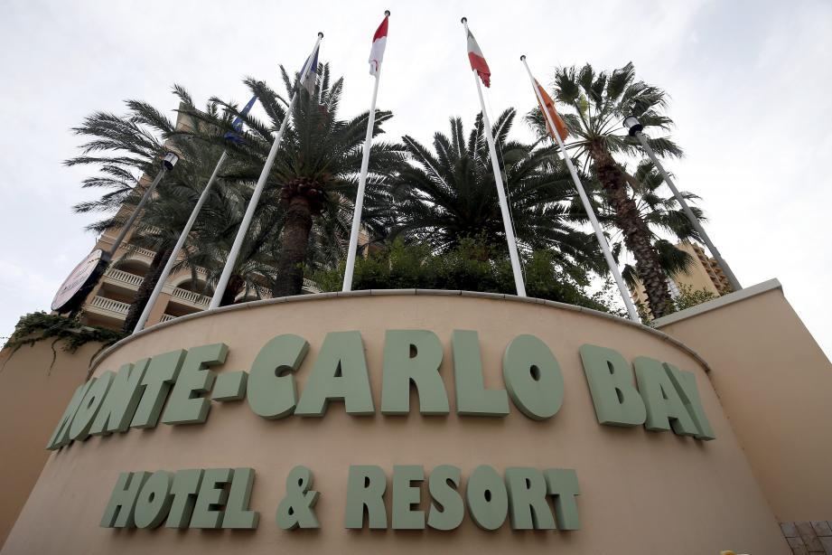 L'hôtel Monte-Carlo Bay à Monaco.
