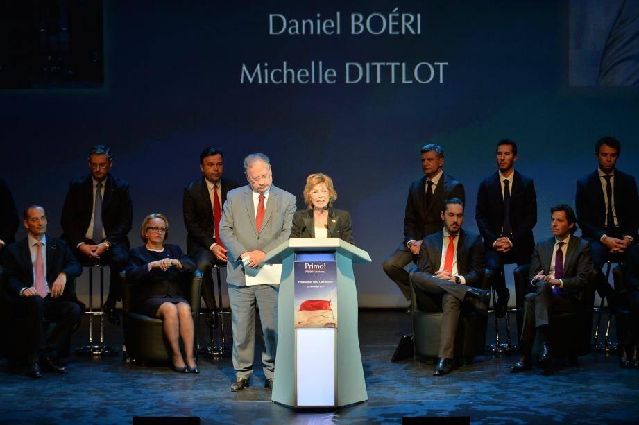 """Michèle Dittlot : Michèle Dittlot : """"Trouvez-normal que nous n'ayons plus de cinéma digne de ce nom? En 2014, Mme Fresko et M. Nouvion auraient dû exiger qu'on creuse un étage de plus sous le Sporting d'Hiver pour faire ce cinéma!"""""""
