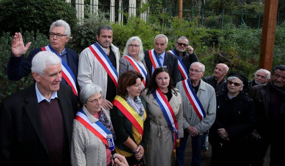 Les maires de la vallée de la Roya ont eu gain de cause.