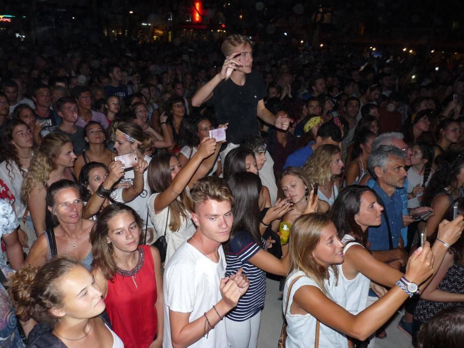 """Les """"Nuits"""" de Vence auront 21 ans l'été prochain, le bel âge pour faire la fête aux artistes qui se succèderont sur la grand scène de la place du Grand-Jardin."""