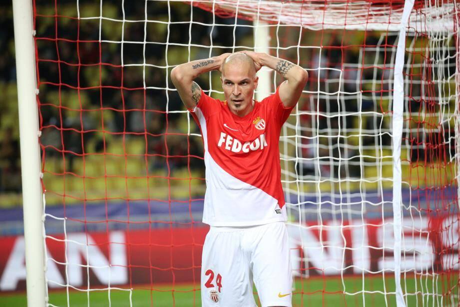 L'AS Monaco s'est inclinée face à Leipzig (1-4) ce mardi soir.
