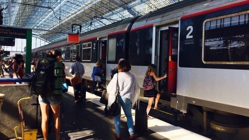 La ligne directe Nice-Bordeaux sera supprimée début décembre